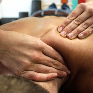 Massage tension musculares